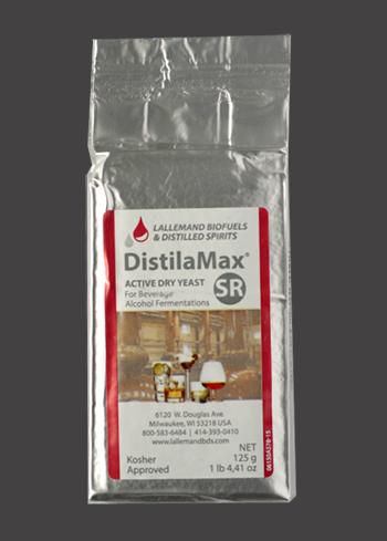 Дрожжи DistilaMax SR
