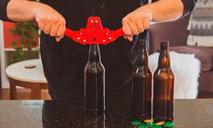 розлив пива в бутылки