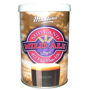 Midland Mild Ale 1,5 кг