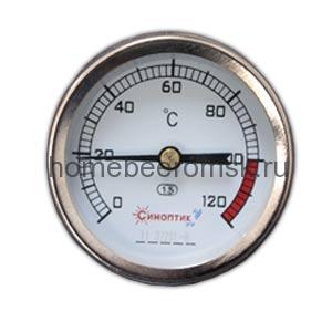 Термометр биметаллический ТБ-60-О