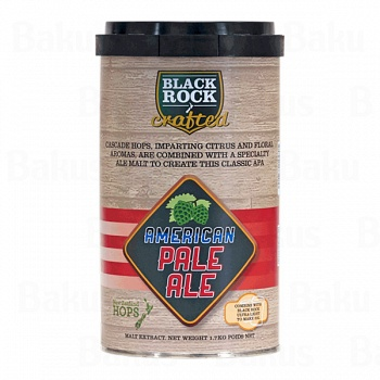 Black Rock Craft American Pale Ale 1,7кг