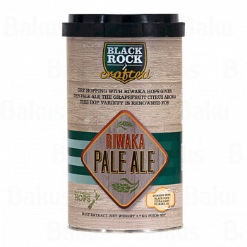 Black Rock Craft Riwakka Pale Ale 1,7кг