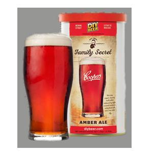 Family Secret Amber Ale