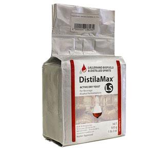 Инструкция к спиртовым дрожжам DistilaMax