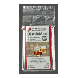 Дрожжи DistilaMax GW, 125 г