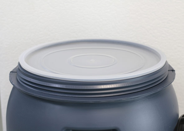 бочка пластиковая 40 л