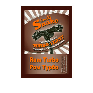 Double Snake Rum Turbo