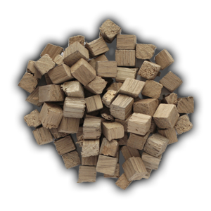 Кубики дубовые, 50 г