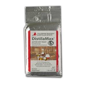 Дрожжи DistilaMax LS, 125 г