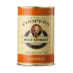 Amber Malt Extract, 1,5 кг