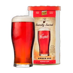 Family Secret Amber Ale