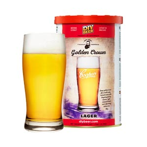 Golden Crown Lager