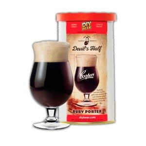 Devil's Half Ruby Porter