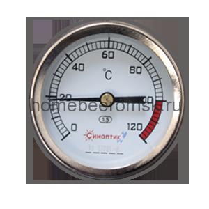 Термометр биметалический ТБ-60-О