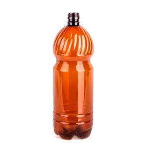 Бутылка ПЭТ, коричневая