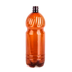 Бутылка ПЭТ 1,5 л коричневая