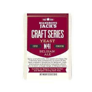 Mangrove Belgian Ale M41