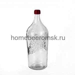 Бутылка «Виноград» 2 л
