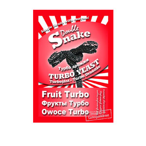 Double Snake Fruit Turbo, 49 г