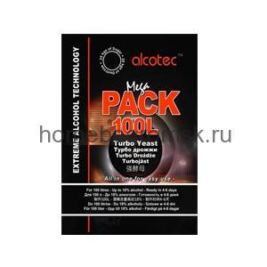 Турбо дрожжи Alcotec Mega Pack, 360 г