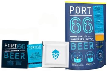 Port 66 Hefeweizen 2,2 кг