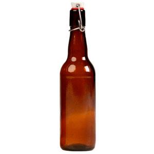 Бутылка с бугельной пробкой 1 л