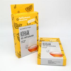 Набор Коньяк по-латгальски