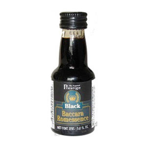Black Baccara Rum
