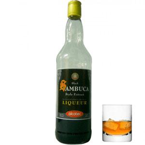 Black Sambuca Liquer