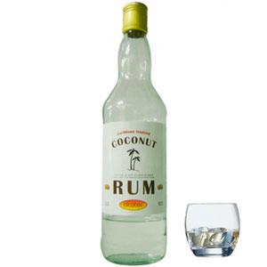Coconut Liqueur Extract Rum