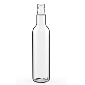 Бутылка под колпачек гуала 0,5 л
