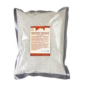 Бентонит гранулированный, 500 г