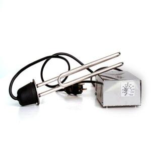 ТЭН 3 кВт с плавной регулировкой и ваттметром