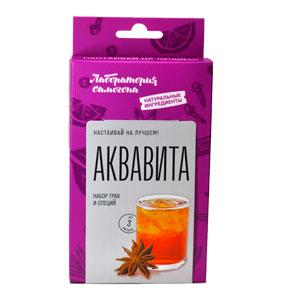 Аквавита — набор трав и специй