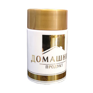 Колпачек Домашний Продукт 58 мм, золотой