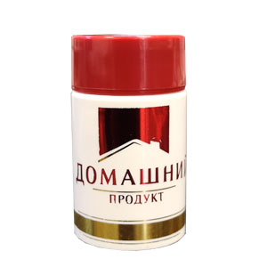 Колпачек Домашний Продукт 58 мм, красный
