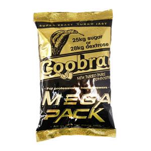 Coobra Mega Pack на 100 л браги