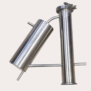 Дистиллятор 2 дюйма с арома-корзиной