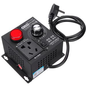 Регулятор напряжения 4 кВт с дисплеем