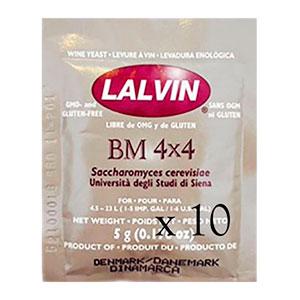 Винные дрожжи Lalvin BM4x4